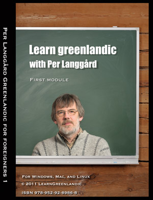 Greenlandic for Foreigners DVD Cover