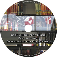 Learn Greenlandic DVD