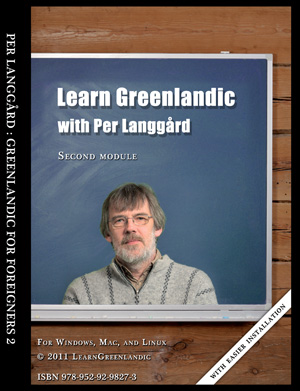 Greenlandic for Foreigners 2 DVD Cover
